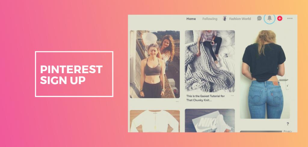 Pinterest-page