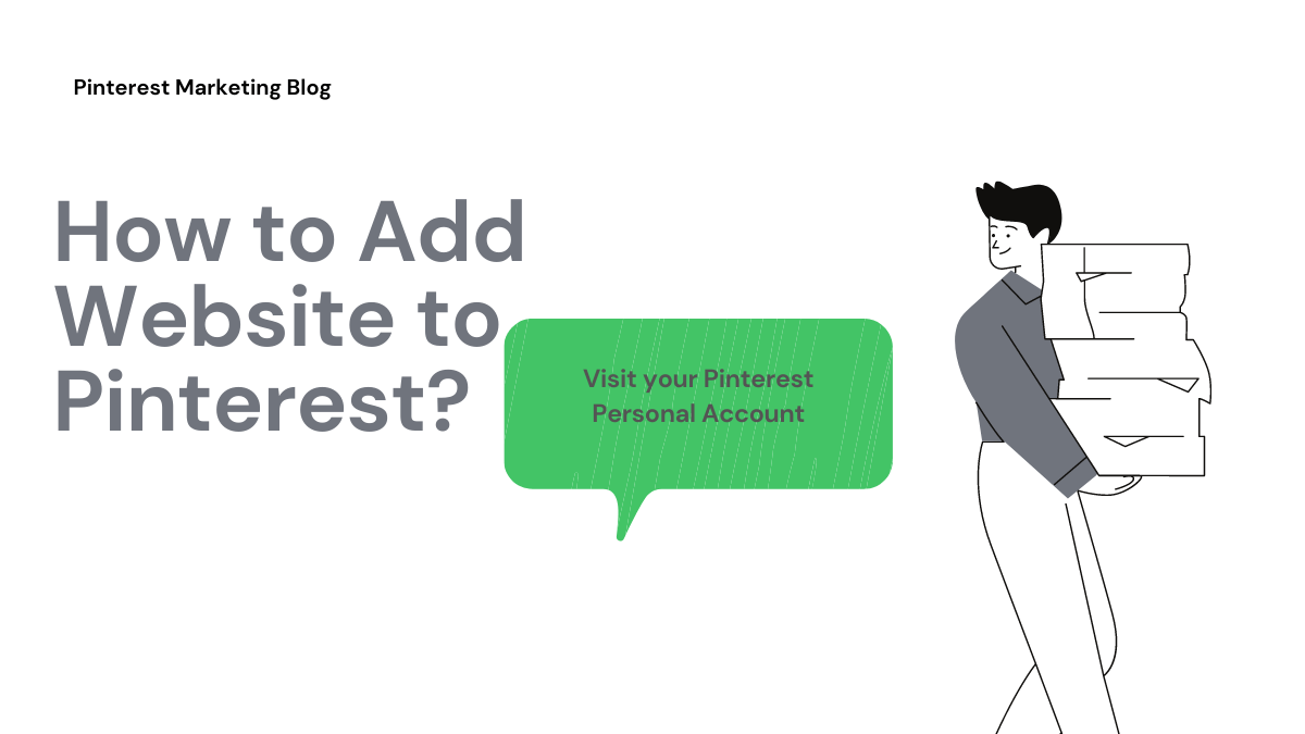 How to Add Website to Pinterest