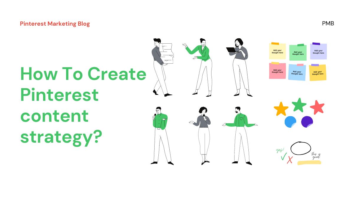 Pinterest content strategy